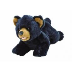 Suki YOMIKO Plyšový medvěd černý