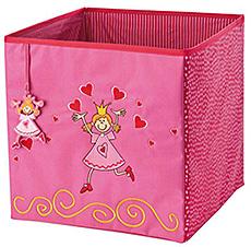 Sigikid Box - krabice na hračky princezna Pinky Queeny