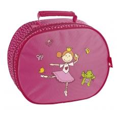 Sigikid Dětský cestovní příruční kufřík princezna Pinky Queeny