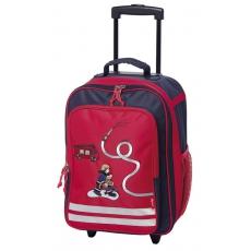 Sigikid Cestovní kufr/školní kufr hasič Frido Firefighter 2015