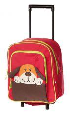Sigikid Cestovní kufr pro nejmenší Pejsek