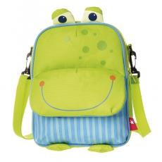 Sigikid Dětská taška přes rameno - batoh Žába