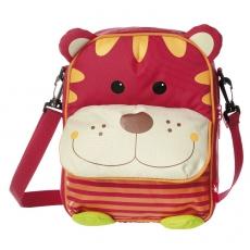 Sigikid Dětská taška přes rameno - batoh Tygr