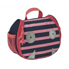 Lässig Taška na hygienické potřeby Mini Washbag Little Monsters Mad Mabel