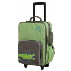 Lässig Dětský kufr na kolečkách Crocodile granny