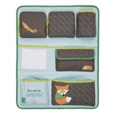 Lässig Dětský kapsář Car Wrap-to-Go Little tree fox