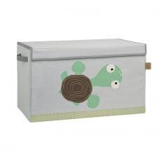 Lässig Uzavíratelný box - bedna na hračky Wildlife Turtle