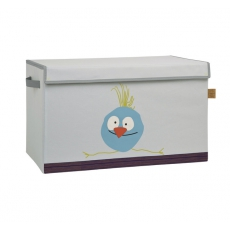 Lässig Uzavíratelný box - bedna na hračky Wildlife Birdie