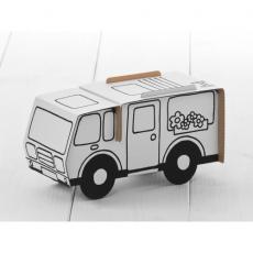 Calafant Kartonový model k vymalování Obytný vůz