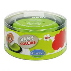 Aladine StampoBaby, Razítkovací podušky - červená a zelená
