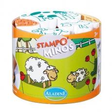 AladinE Razítka StampoMinos Domácí zvířátka