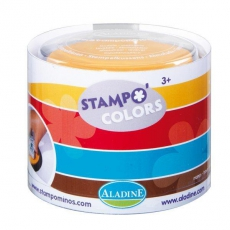 Aladine StampoColors Barevné razítkovací podušky - harlekýn