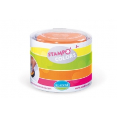 Aladine StampoColors Barevné razítkovací podušky - neonové