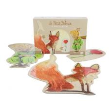 Avenue mandarine Velké puzzle 3v1 Malý Princ (Le Petit Prince)