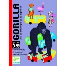Djeco Karetní hra Gorila