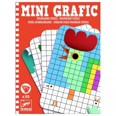 Djeco Mini grafic Mozaika
