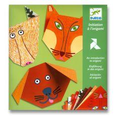 Djeco Origami - Zvířátka