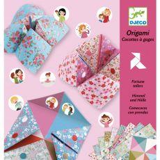 Djeco Origami - Nebe peklo ráj