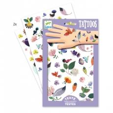 Dětské tetování Něžné motivy