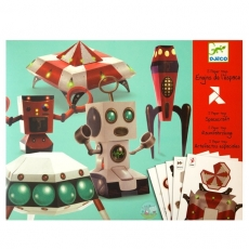 Djeco Origami - skládačka Vesmír