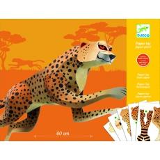 Djeco Origami - skládačka Obří jaguár
