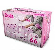 Dollswalls Domeček pro panenky Mini66