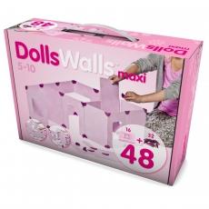 Dollswalls Domeček pro panenky Maxi48
