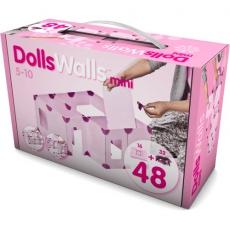 Dollswalls Domeček pro panenky Mini48