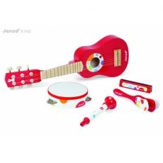 Janod Hudební nástroje Confetti - velký set