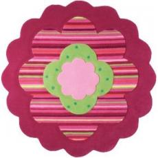 Esprit Dětský koberec Flower Shape ESP-2840-06