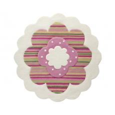Esprit Dětský koberec Flower Shape ESP-2840-09