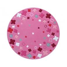 Esprit Dětský koberec Bloom Filed růžová ESP-2980-03