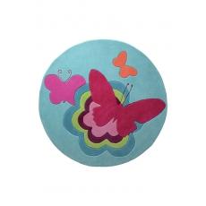 Esprit Dětský koberec Butterflies 2 ESP-3811-01