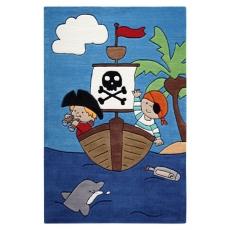 Smart kids Dětský koberec Pirate Kids 2 SM-3965-01