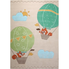 Esprit Dětský koberec High Sky krémová 1 ESP-4013-01