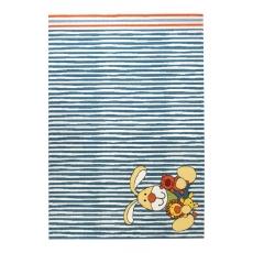 Sigikid Dětský koberec zajíček Semmel Bunny modrý 2 SK-0527-01