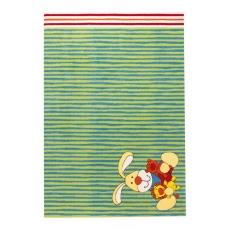 Sigikid Dětský koberec zajíček Semmel Bunny 2 SK-0527-02 zelený