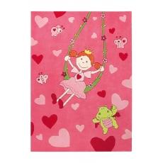 Sigikid Dětský koberec Pinky Queeny 2 SK-3743-01