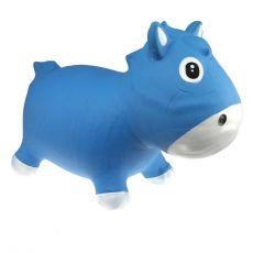 Kidzz farm Skákadlo - hopsadlo koník Harry modrý