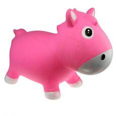 Kidzz farm Skákadlo - hopsadlo koník Harry růžový
