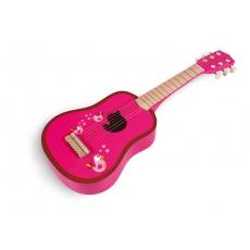 Scratch Dětská kytara Ptáčci